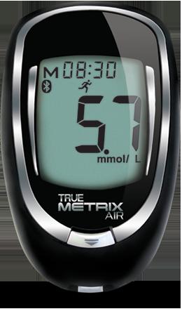 TRUE METRIX Meter